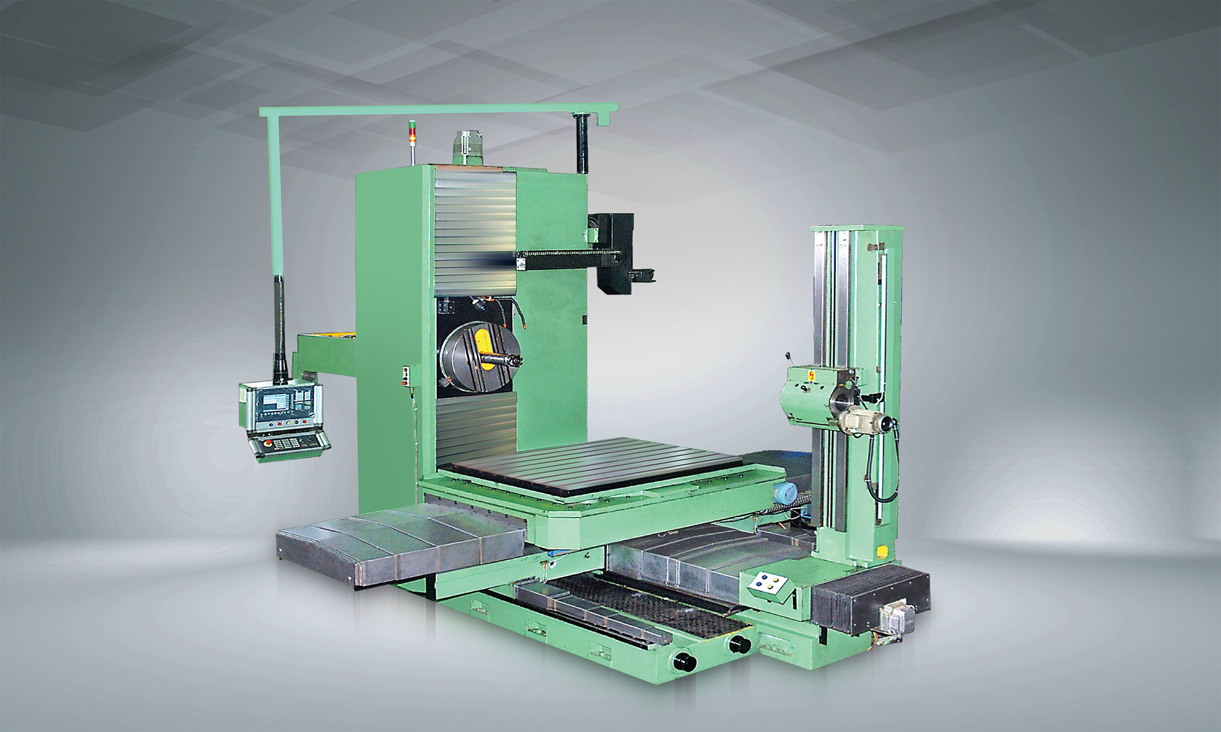 CNC Table Type Horizontal Boring and Milling Machine